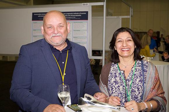 Avec Olivier Jean Marty vice président de la FFMKR