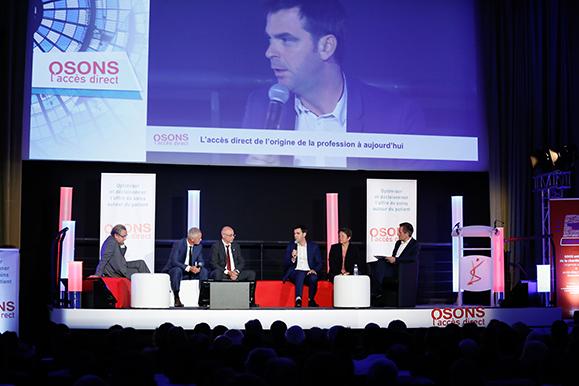 Dr Olivier Véran : décloisonner et rechercher une indépendance efficace en kinésithérapie.