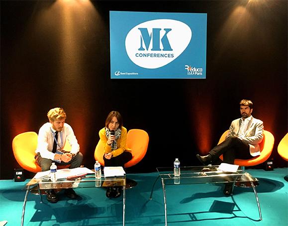 Le CNOMK a animé une conférence sur la nouvelle définition de la profession et l'actualisation des champs d'exercice