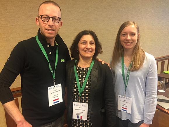 Rencontre avec M. Patrick OBERTIN et Mme Carmen GLOD de l'association luxembourgeoise de kinésithérapie