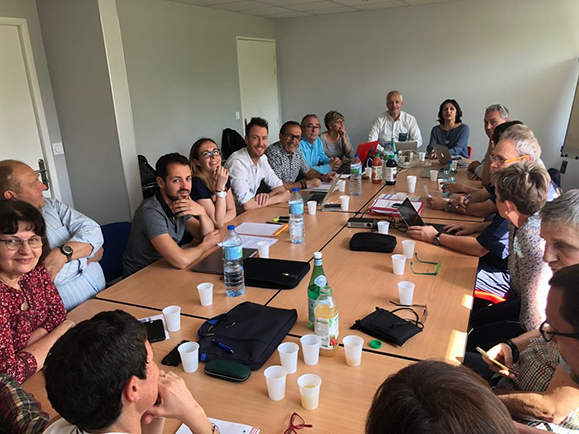 Bureau décentralise CDO Rhône